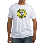 NYTPD Pipes & Drums Fitted T-Shirt
