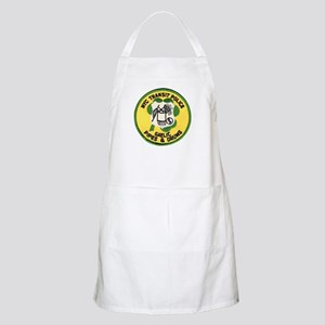 NYTPD Pipes & Drums BBQ Apron