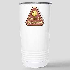 Beautiful Sym - Stainless Steel Travel Mug