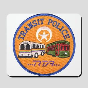 NOLA Transit Police Mousepad