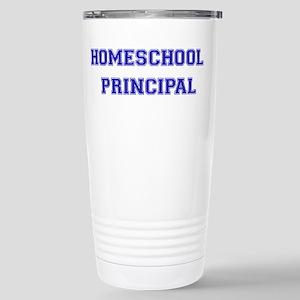Homeschool Principal Stainless Steel Travel Mug