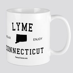 Unusual Town Names in Connect Mug