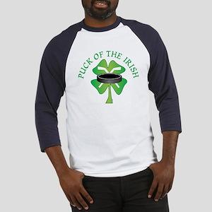 Puck of the Irish Baseball Jersey