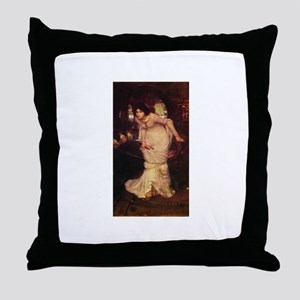 Waterhouse Throw Pillow