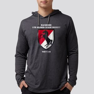 11TH ARMORED CAVA Long Sleeve T-Shirt