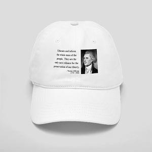 Thomas Jefferson 22 Cap