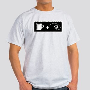 Coffee and Tubes Light T-Shirt