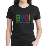 Bring Your Own Improv - Women's Cut T-Shirt