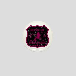 Reporter Diva League Mini Button
