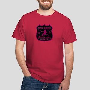 Social Worker Diva League Dark T-Shirt