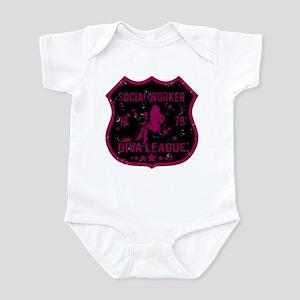 Social Worker Diva League Infant Bodysuit