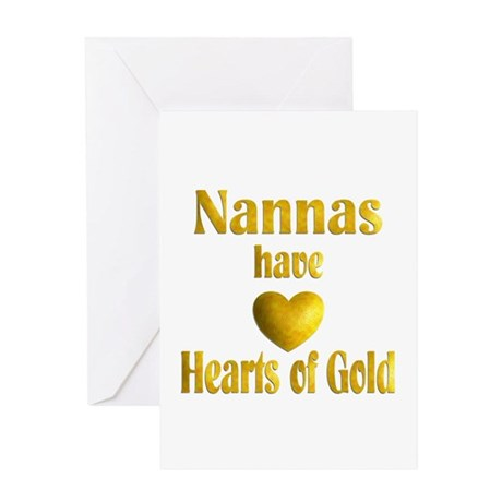 Nanna Greeting Card
