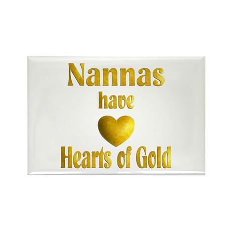 Nanna Rectangle Magnet (10 pack)