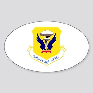 509th Oval Sticker