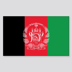 Afghanistan Rectangle Sticker