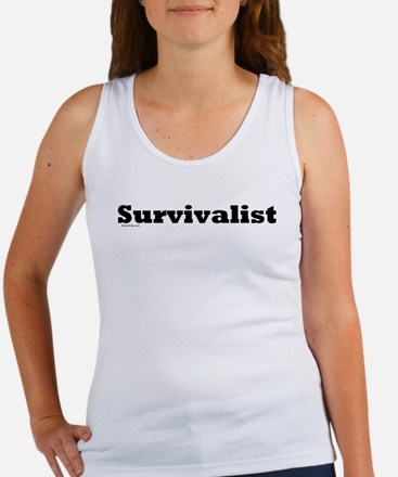 Survivalist Women's Tank Top
