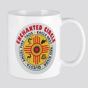 New Mexico's Enchanted Circle Mug