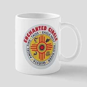 New Mexico's Enchanted Circle Mug