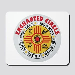 New Mexico's Enchanted Circle Mousepad