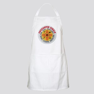 New Mexico's Enchanted Circle BBQ Apron