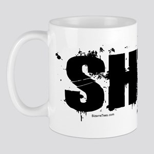Shit Hits The Fan Mug