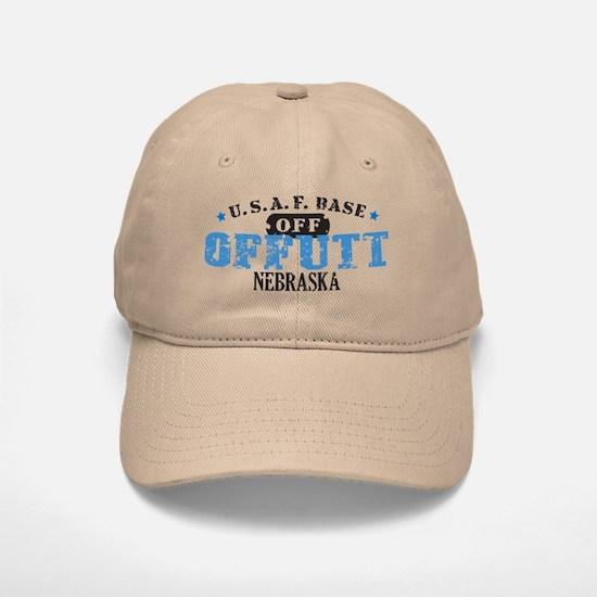 Offutt Air Force Base Baseball Baseball Cap