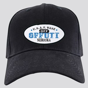 Offutt Air Force Base Black Cap