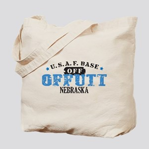 Offutt Air Force Base Tote Bag