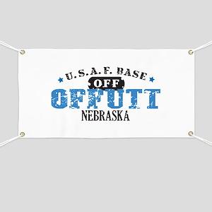 Offutt Air Force Base Banner