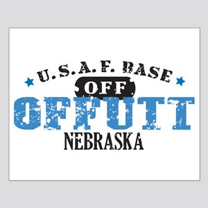 Offutt Air Force Base Small Poster