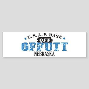 Offutt Air Force Base Bumper Sticker
