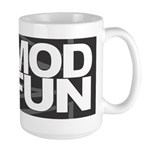MOD FUN Large Mug