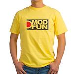 MOD FUN Yellow T-Shirt