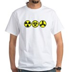 WMD / Chemical Weapons White T-Shirt