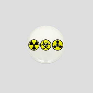 WMD / Chemical Weapons Mini Button