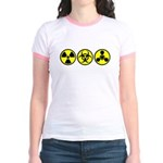 WMD / Chemical Weapons Jr. Ringer T-Shirt