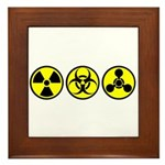WMD / Chemical Weapons Framed Tile