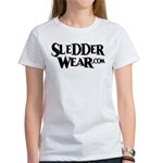 New SledderWear Logo Women's T-Shirt