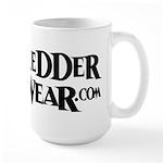 New SledderWear Logo Large Mug
