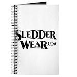 New SledderWear Logo Journal