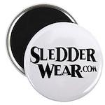 New SledderWear Logo Magnet