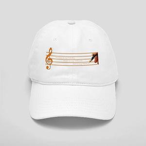Music, Writing, God--My Survi Cap