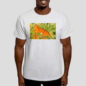 reclining cat Light T-Shirt