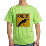 Old Crow Green T-Shirt