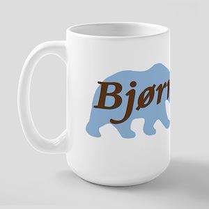 Danish Bear Large Mug