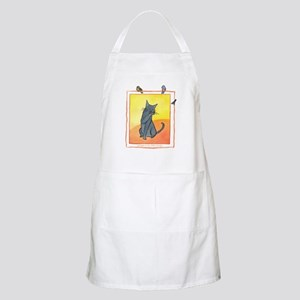 Cat-Delight in the Little Things Apron