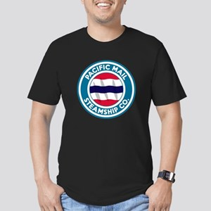 vintage Pacific Mail SS logo T-Shirt