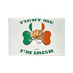St. Patrick's Day - Fight Me I'm Irish Rectangle M
