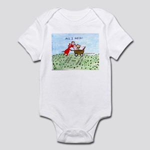 Tag Saler Infant Bodysuit