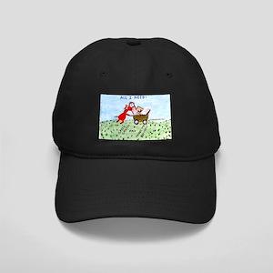 Tag Saler Black Cap